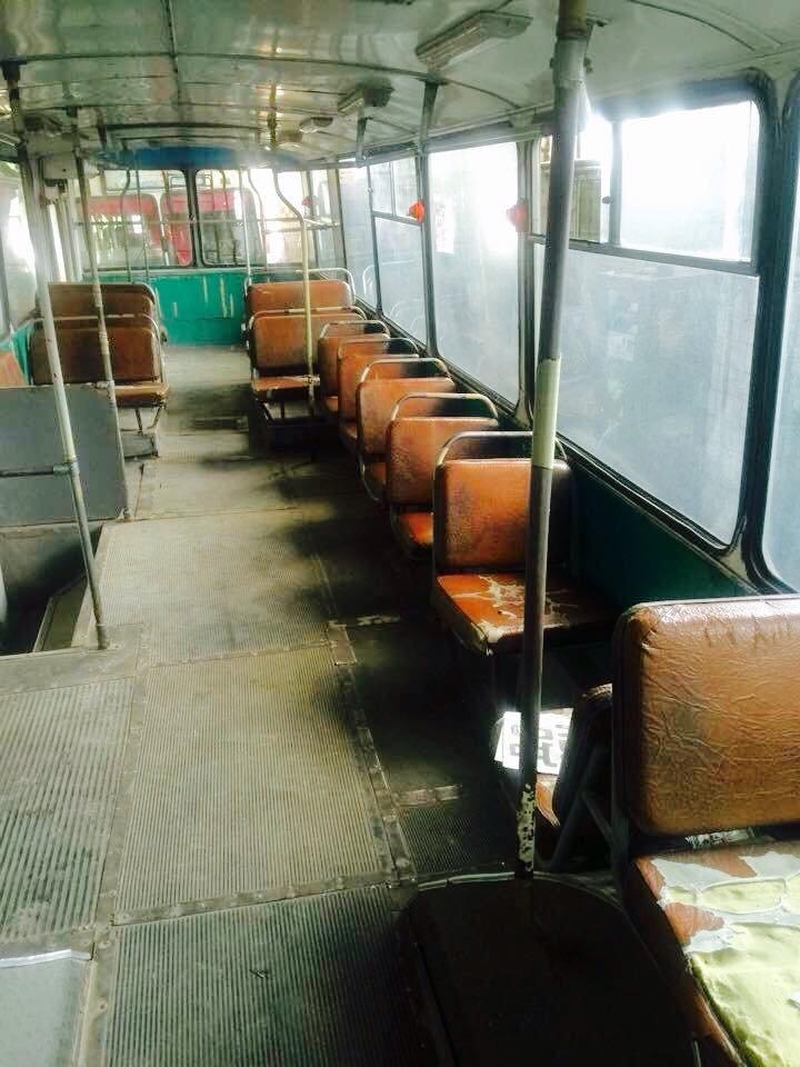На улицы Херсона готовы выйти два обновленных троллейбуса (фото), фото-4
