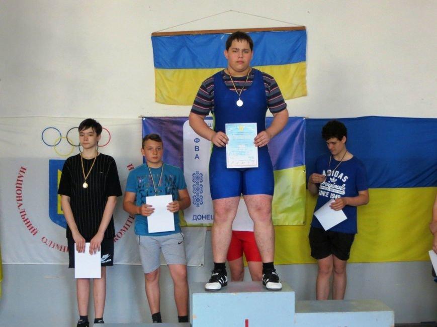 Команда из Белозерского заняла второе место на чемпионате по тяжелой атлетике, фото-1