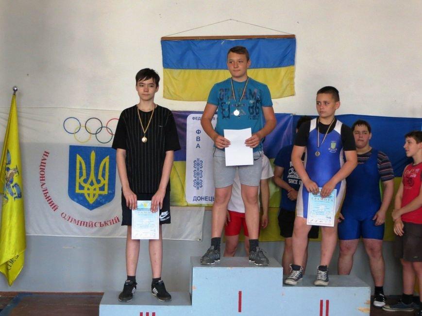 Команда из Белозерского заняла второе место на чемпионате по тяжелой атлетике, фото-6