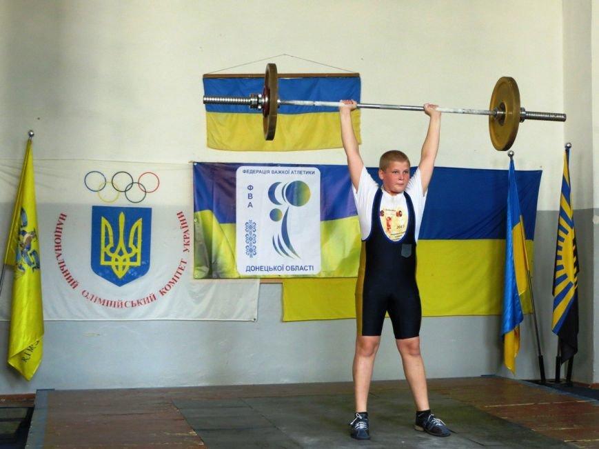 Команда из Белозерского заняла второе место на чемпионате по тяжелой атлетике, фото-4