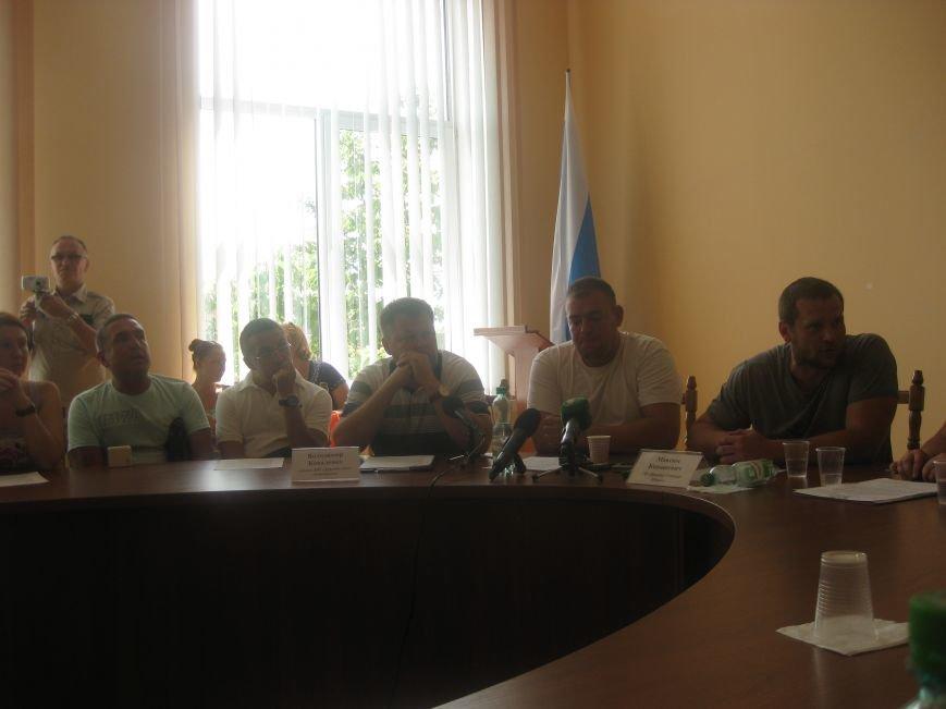 Черниговские перевозчики и участники АТО снова не договорились, фото-1