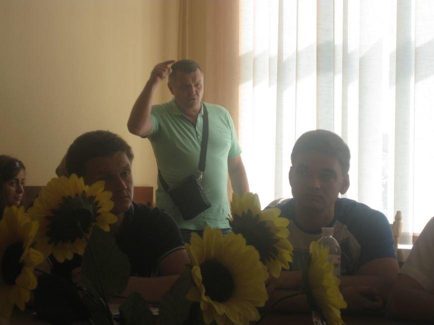 Черниговские перевозчики и участники АТО снова не договорились, фото-2