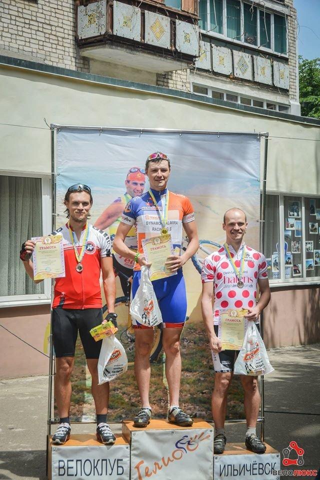 В Черноморске прошли ежегодные соревнования по велоспорту (+фото), фото-1
