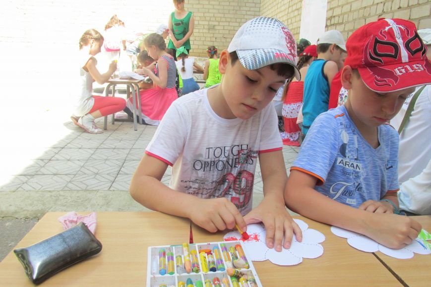 «Save the Children» посетили УВК №7, фото-1