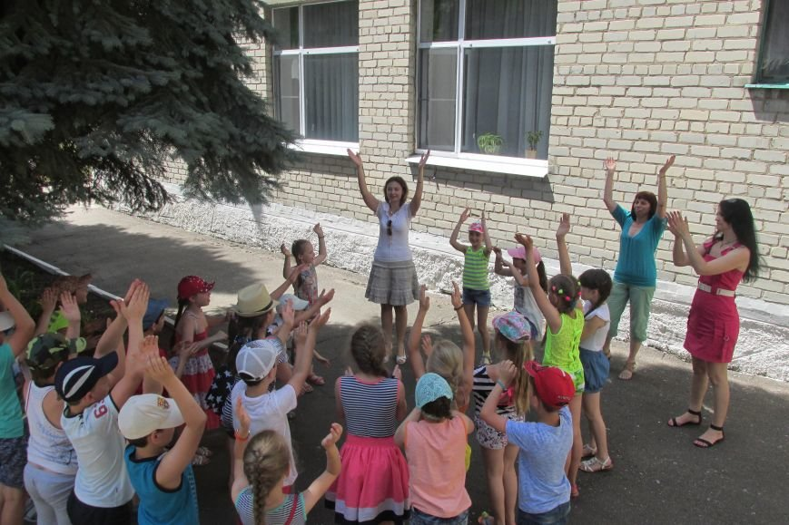 «Save the Children» посетили УВК №7, фото-2