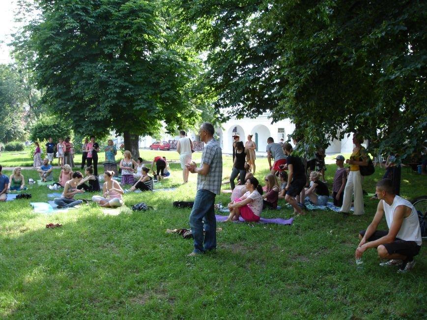 У Білій Церкві відзначили Міжнародний день йоги, фото-9