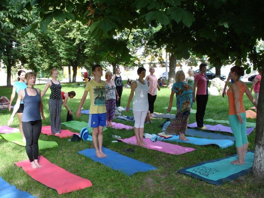 У Білій Церкві відзначили Міжнародний день йоги, фото-5