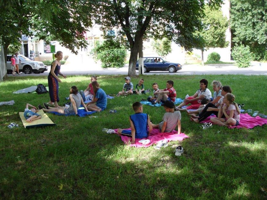 У Білій Церкві відзначили Міжнародний день йоги, фото-6