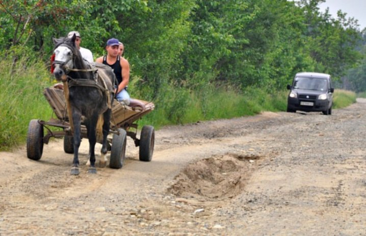 На Буковині селяни перекрили дорогу, фото-2