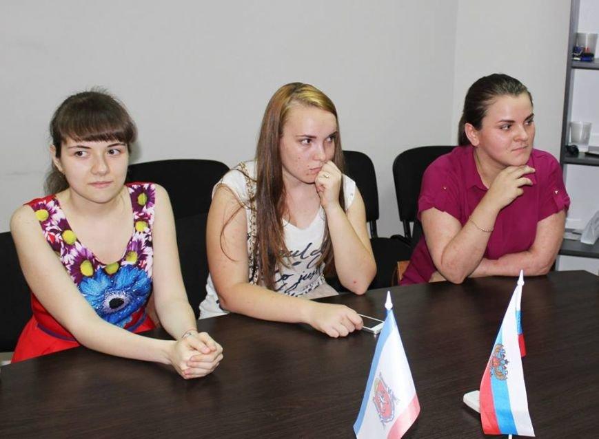 Спиридонов: 23 студента пройдут практику в Госкомрегистре Крыма (ФОТО), фото-1