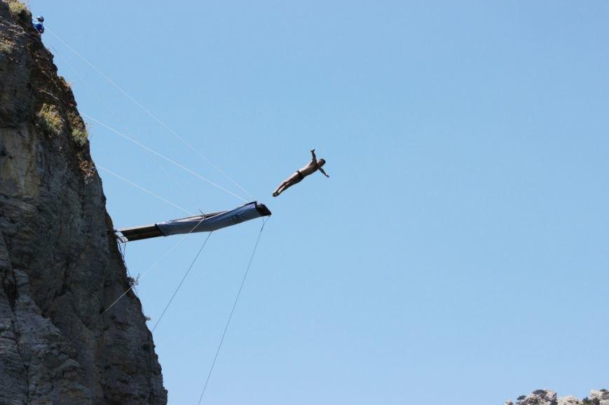 Прыжок с вышки (2)