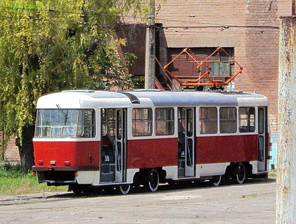 """В Каменском на маршрутах КП """"Трамвай"""" появятся дополнительные автобусы и вагоны, фото-2"""