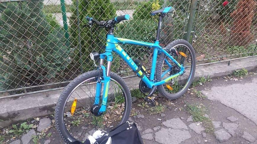 В ужгородського депутата вкрали велосипед за 5 тисяч гривень: фото, фото-2