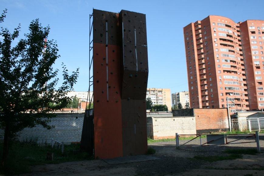 В Троицке открылся бесплатный скалодром, фото-1