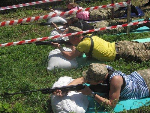 «Восточные волки» в тройке лидеров во Всеукраинской детско-патриотической игре «Сокол» (ФОТО), фото-4