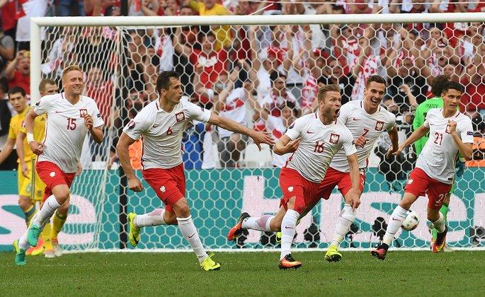 Украина - Польша 0:1, фото-2