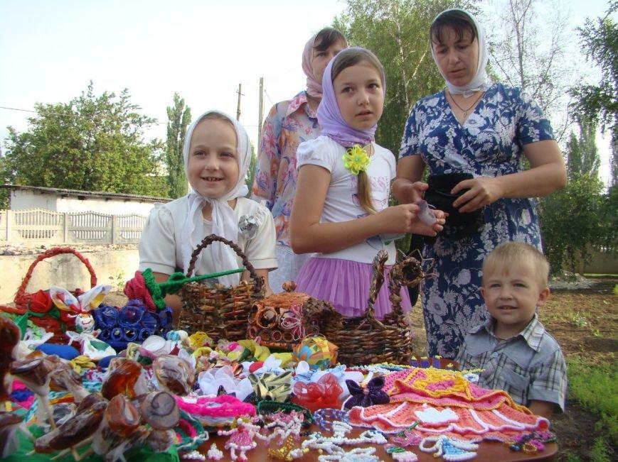 В храме Доброполья организовали благотворительную ярмарку, фото-6
