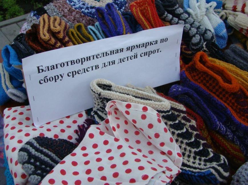 В храме Доброполья организовали благотворительную ярмарку, фото-7
