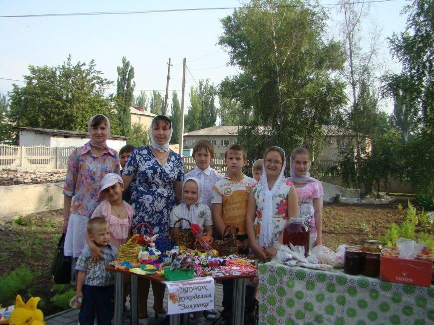 В храме Доброполья организовали благотворительную ярмарку, фото-5