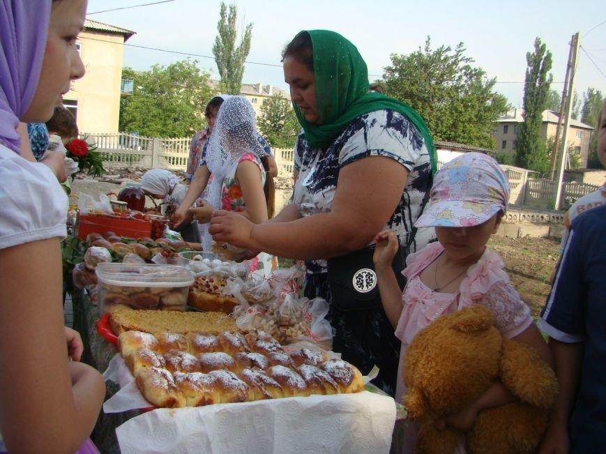 В храме Доброполья организовали благотворительную ярмарку, фото-9