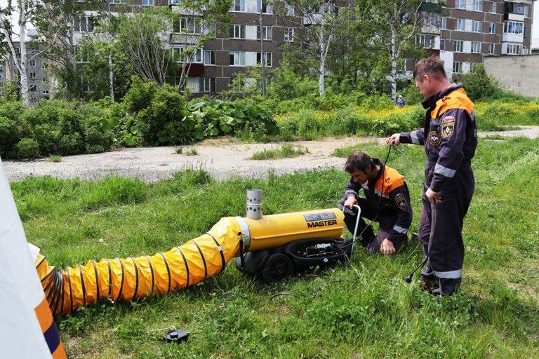 У поисково-спасательного МЧС на Сахалине появилось новое оборудование, фото-3
