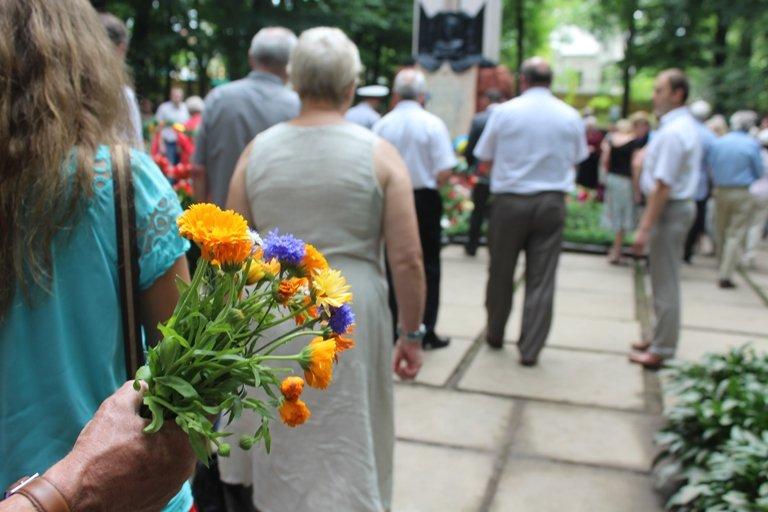 Буковинці вшанували пам'ять жертв війни, фото-4