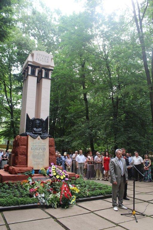 Буковинці вшанували пам'ять жертв війни, фото-10
