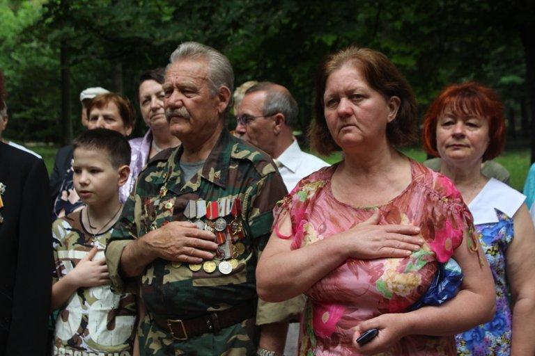 Буковинці вшанували пам'ять жертв війни, фото-14