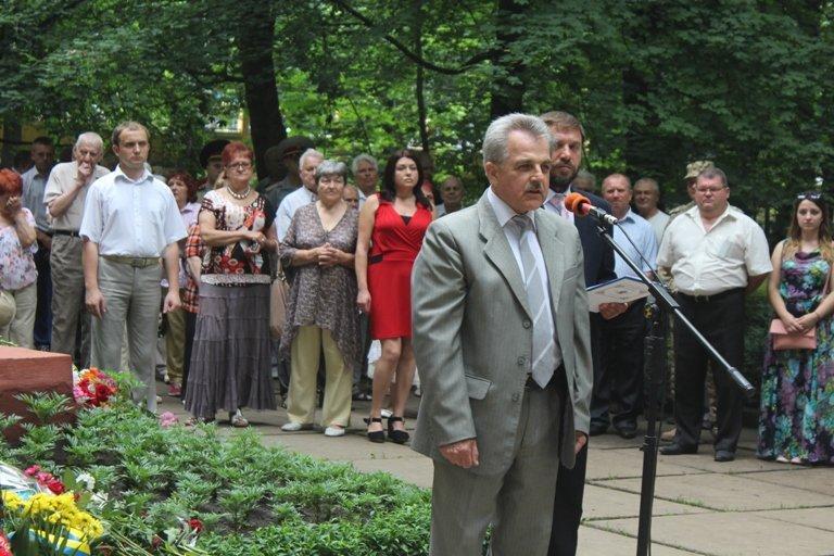 Буковинці вшанували пам'ять жертв війни, фото-9
