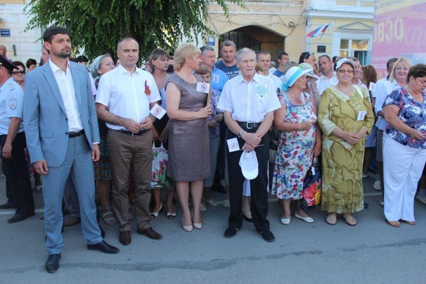 Власти Симферополя поучаствовали в антинатовском митинге в Феодосии (ФОТО), фото-4
