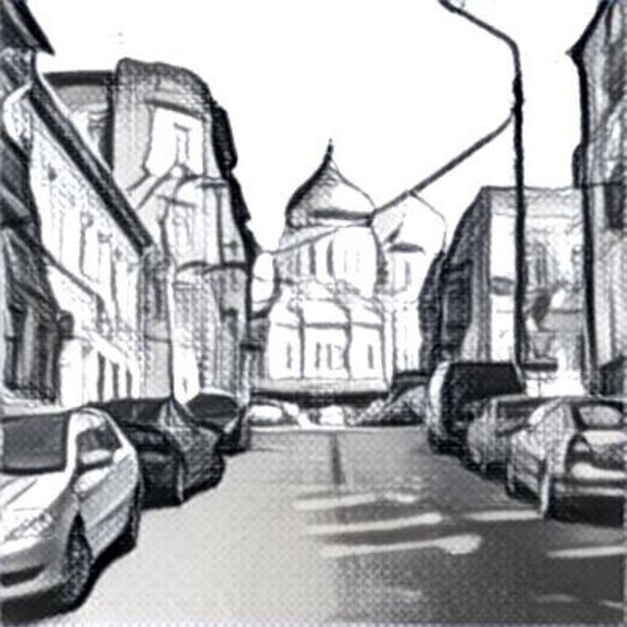 Ростов в «Призме»: популярные места города как шедевры живописи, фото-8