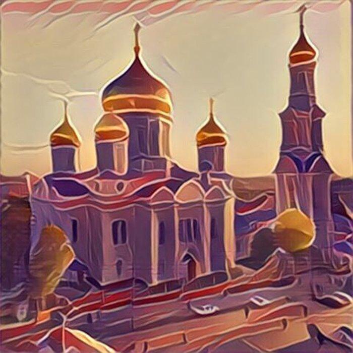 Ростов в «Призме»: популярные места города как шедевры живописи, фото-3