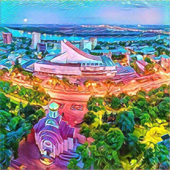 Ростов в «Призме»: популярные места города как шедевры живописи, фото-4