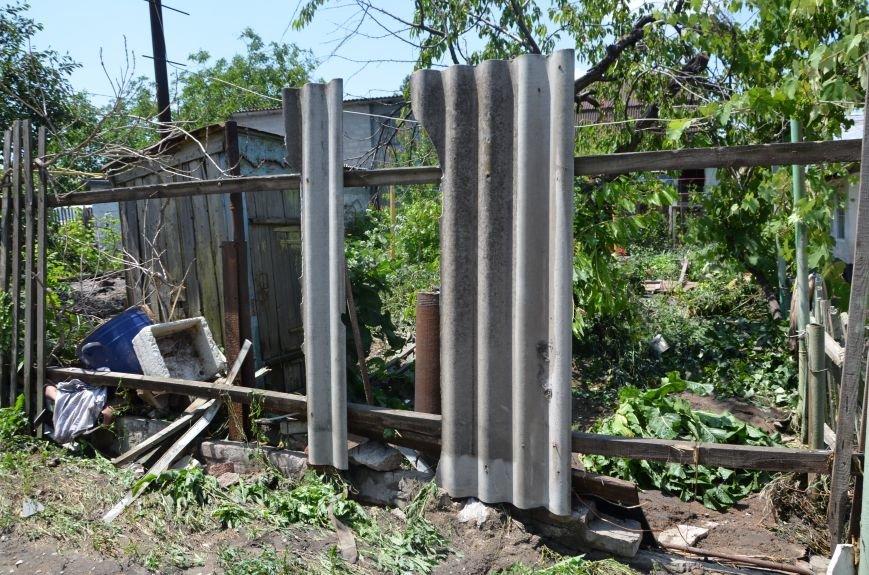 В Мариуполе фекалии ломали заборы, уничтожали огороды и затопили несколько частных домов (ФОТО+ВИДЕО), фото-27