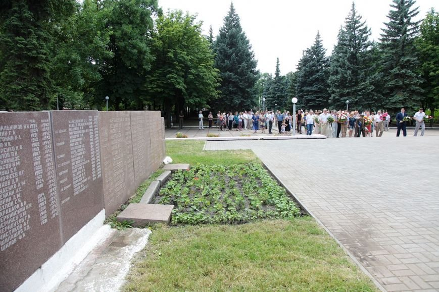 В Краматорске помнят о войне, фото-3