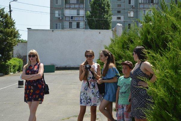 Юные лидеры Черноморска учились быть спасателями (+фото), фото-1