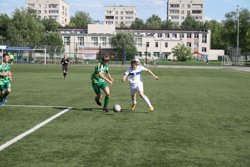 Троицкие футболисты сыграли с «Крыльями Советов-2», фото-2