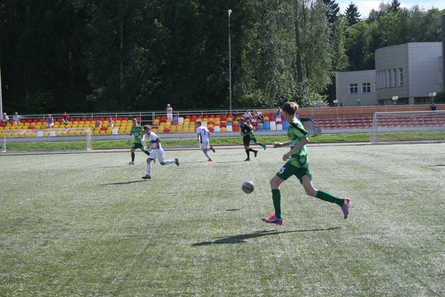 Троицкие футболисты сыграли с «Крыльями Советов-2», фото-4