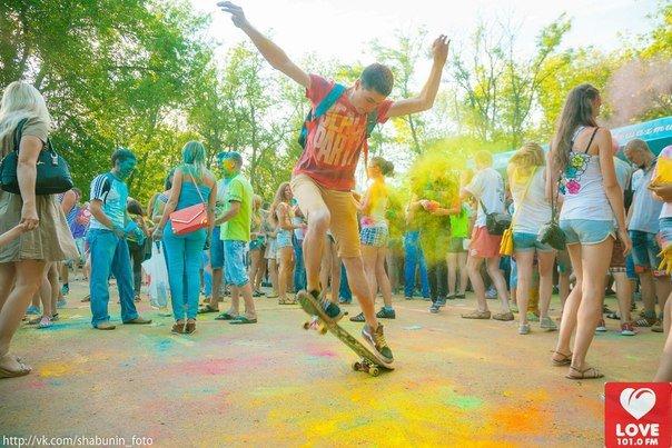 Второй Фестиваль Красок - в честь пятилетия радио, фото-1