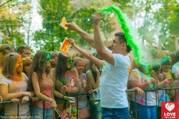 Второй Фестиваль Красок - в честь пятилетия радио, фото-2