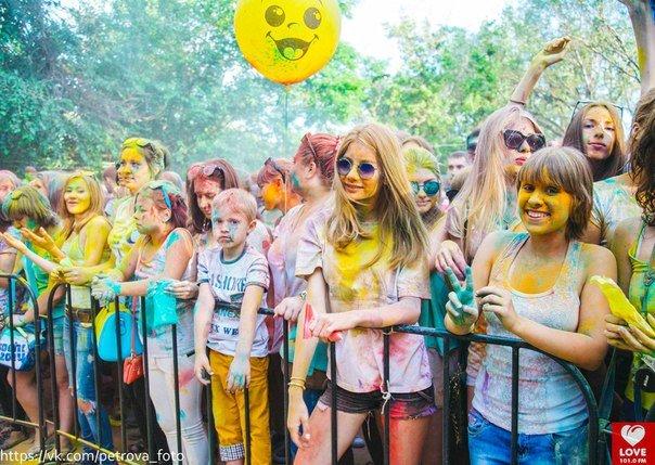 Второй Фестиваль Красок - в честь пятилетия радио, фото-4