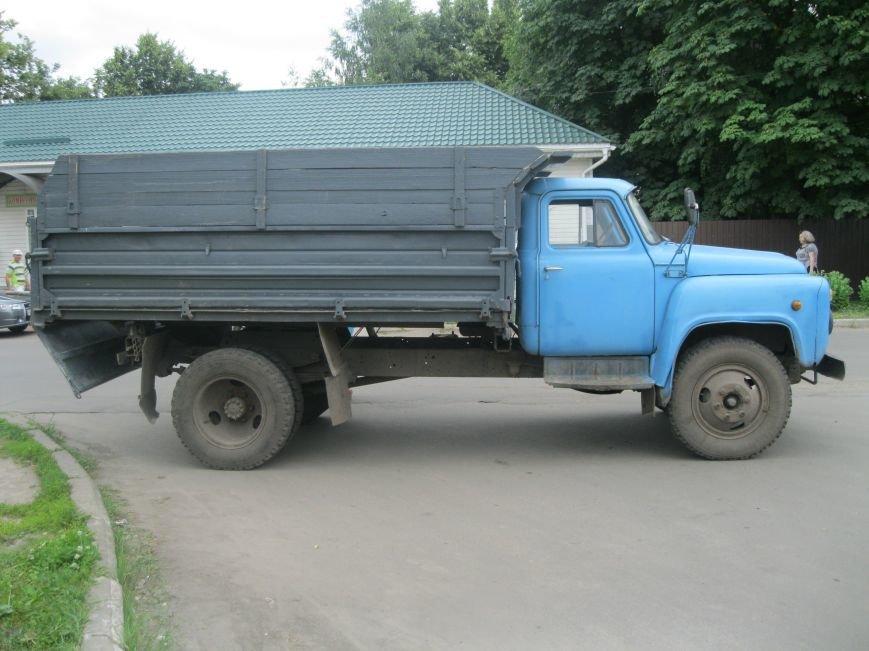 Сьогодні в Конотопі вантажівка насмерть збила пенсіонерку (фото), фото-3