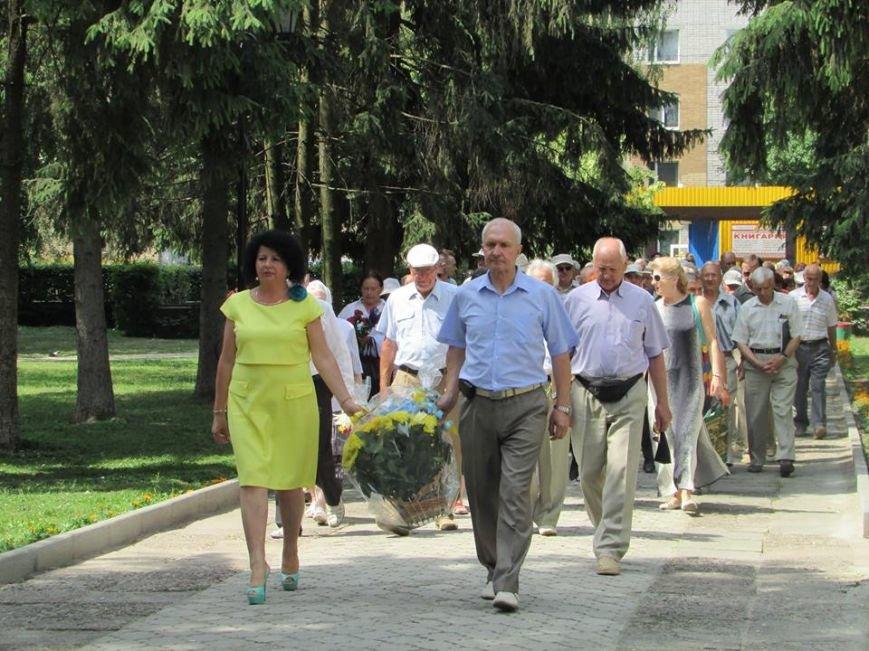 Новоград-волинці вшанували пам'ять жертв війни, фото-1