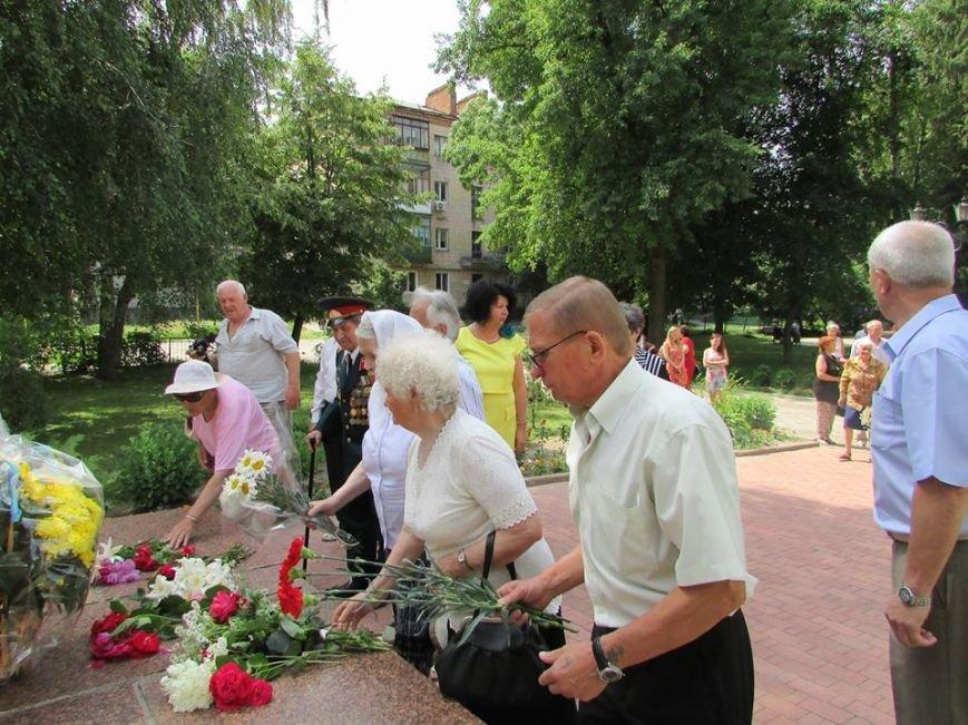 Новоград-волинці вшанували пам'ять жертв війни, фото-2