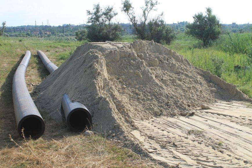 На водоводе «АФС – резервуар «Восточный» идут работы (ФОТОФАКТ), фото-4