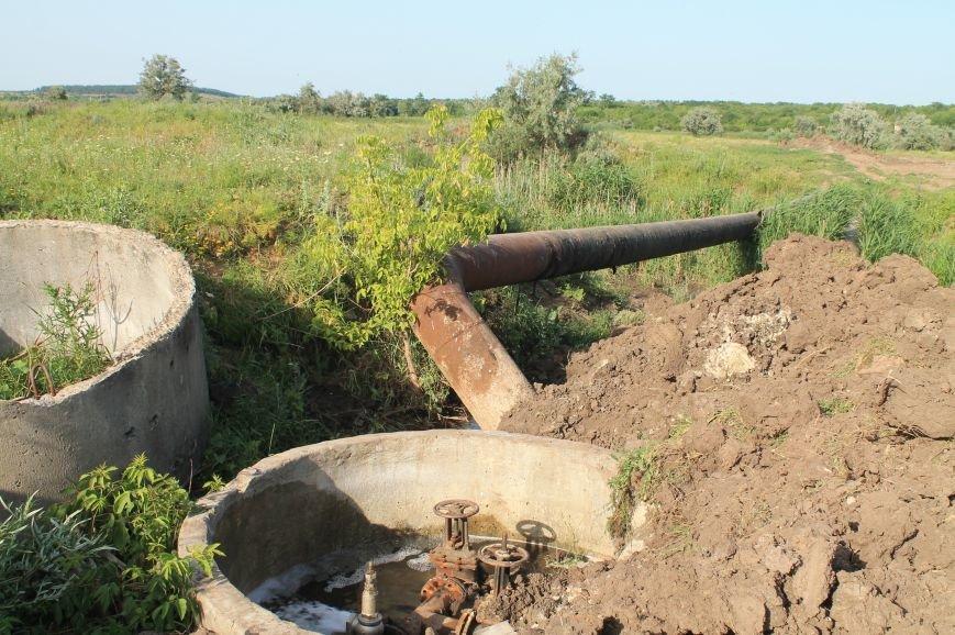 На водоводе «АФС – резервуар «Восточный» идут работы (ФОТОФАКТ), фото-6