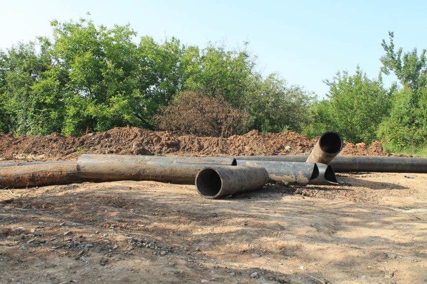 На водоводе «АФС – резервуар «Восточный» идут работы (ФОТОФАКТ), фото-5