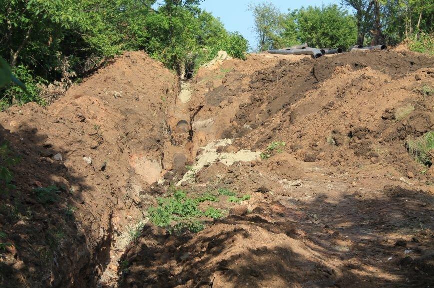 На водоводе «АФС – резервуар «Восточный» идут работы (ФОТОФАКТ), фото-2
