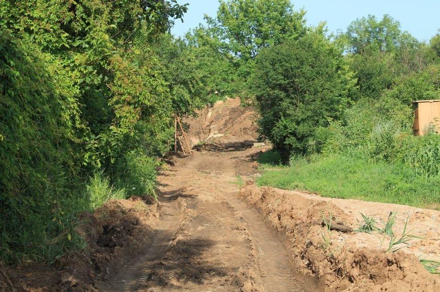 На водоводе «АФС – резервуар «Восточный» идут работы (ФОТОФАКТ), фото-1