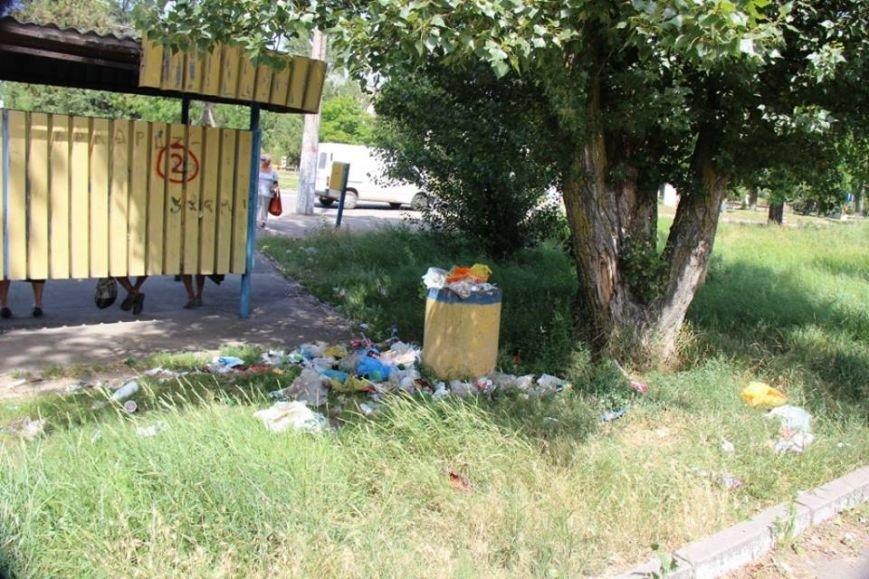 Отдыху херсонцев мешает мусор (фото), фото-10